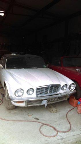 1975 Jaguar XJ6C 4.2 For Sale (picture 1 of 4)
