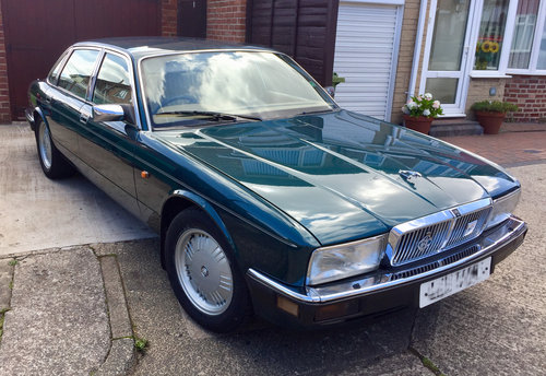 1993 Jaguar Sovereign 4.0 For Sale (picture 6 of 6)