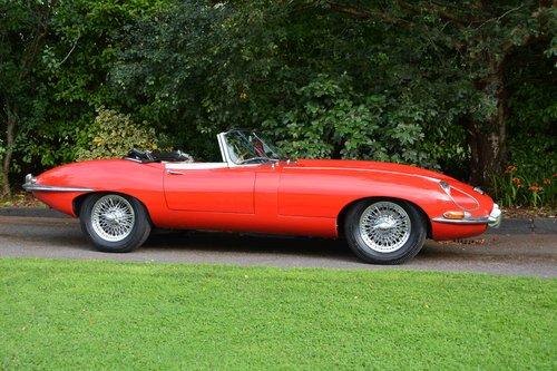 1968 Jaguar E Type RHD For Sale (picture 2 of 6)