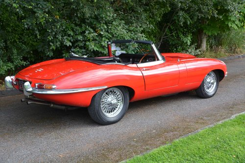 1968 Jaguar E Type RHD For Sale (picture 3 of 6)