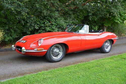 1968 Jaguar E Type RHD For Sale (picture 4 of 6)