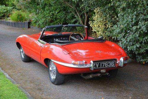 1968 Jaguar E Type RHD For Sale (picture 6 of 6)