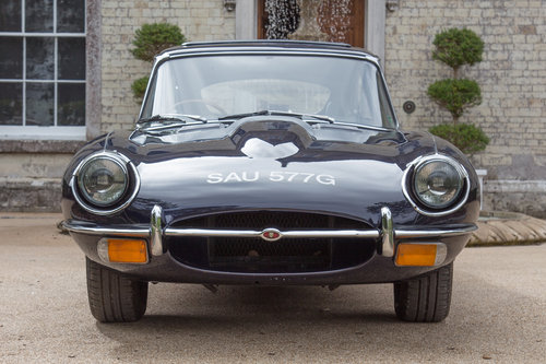 1968 Jaguar E-Type Series 2 Coupe | Original RHD SOLD (picture 1 of 6)