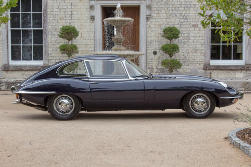 1968 Jaguar E-Type Series 2 Coupe | Original RHD SOLD (picture 2 of 6)