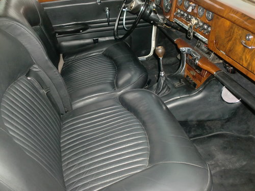 1967 Jaguar S-Type 3.8S For Sale (picture 3 of 6)