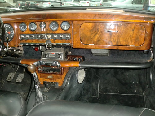 1967 Jaguar S-Type 3.8S For Sale (picture 5 of 6)