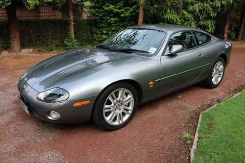 2003 Jaguar XKR 4.2 litre Coupe  For Sale (picture 1 of 6)
