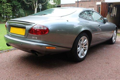 2003 Jaguar XKR 4.2 litre Coupe  For Sale (picture 3 of 6)