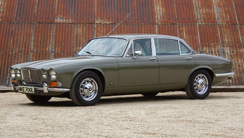 1973 JAGUAR XJ12 For Sale (picture 1 of 6)
