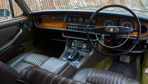 1973 JAGUAR XJ12 For Sale (picture 3 of 6)