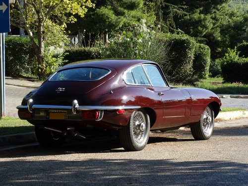 1970 Jaguar XK E Fixed Head Coupe, fully serviced SOLD (picture 3 of 6)