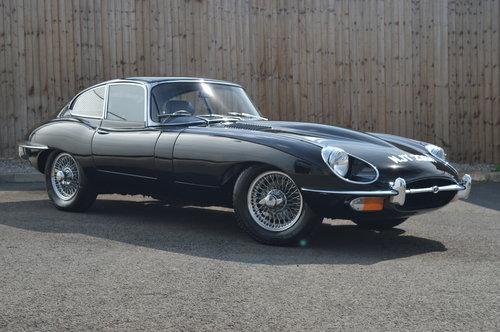 1970 Jaguar E-Type 4.2 2dr For Sale (picture 1 of 6)