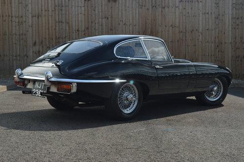 1970 Jaguar E-Type 4.2 2dr For Sale (picture 2 of 6)