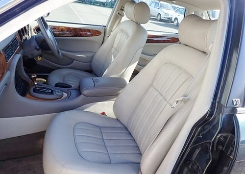1998 JAGUAR XJ8 XJ 3.2 EXECUTIVE * ONLY 12000 MILES FROM NEW For Sale (picture 5 of 6)