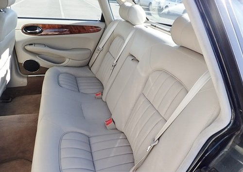 1998 JAGUAR XJ8 XJ 3.2 EXECUTIVE * ONLY 12000 MILES FROM NEW For Sale (picture 6 of 6)