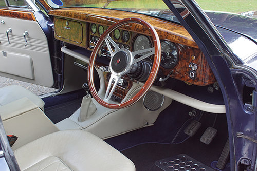1964 Jaguar S-Type Hire | Hire a self-drive S-Type in Yorkshire For Hire (picture 2 of 6)