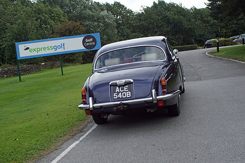 1964 Jaguar S-Type Hire | Hire a self-drive S-Type in Yorkshire For Hire (picture 3 of 6)