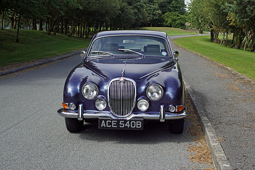 1964 Jaguar S-Type Hire | Hire a self-drive S-Type in Yorkshire For Hire (picture 4 of 6)