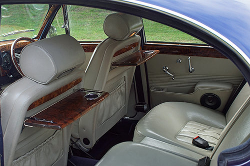 1964 Jaguar S-Type Hire | Hire a self-drive S-Type in Yorkshire For Hire (picture 5 of 6)