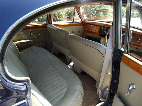1963 Jaguar Mk2 3.8 auto w overdrive For Sale (picture 6 of 6)