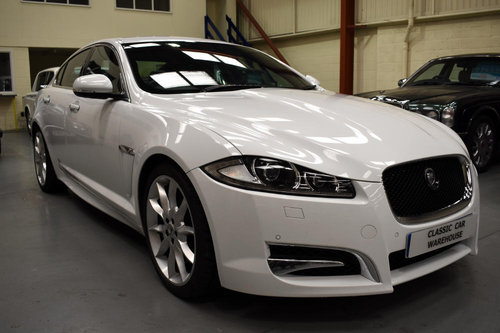 2013 2 owner car with full service history For Sale (picture 1 of 6)