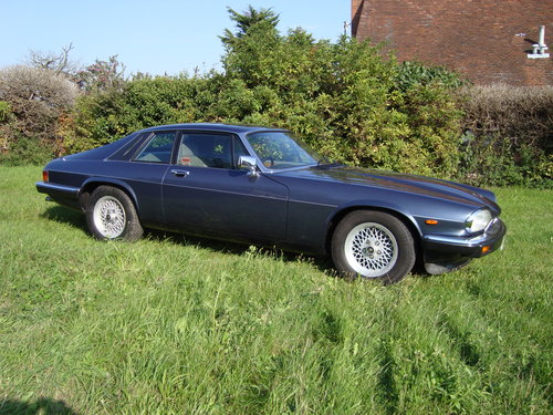 1990 Jaguar XJ-S 3.6 Coupe For Sale (picture 2 of 6)