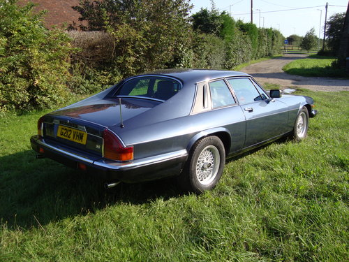 1990 Jaguar XJ-S 3.6 Coupe For Sale (picture 3 of 6)