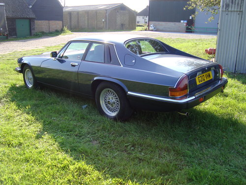 1990 Jaguar XJ-S 3.6 Coupe For Sale (picture 4 of 6)