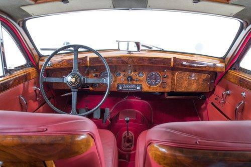 Jaguar MK IX 1959 For Sale (picture 4 of 6)