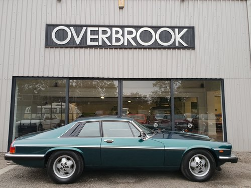 1982 Jaguar XJS V12 THE VERY BEST AVAILABLE 15 YEAR RESTORAT For Sale (picture 1 of 6)