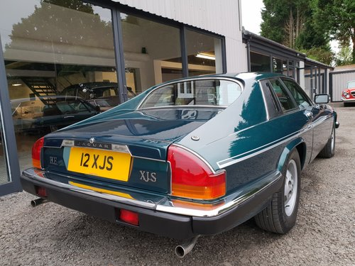 1982 Jaguar XJS V12 THE VERY BEST AVAILABLE 15 YEAR RESTORAT For Sale (picture 2 of 6)
