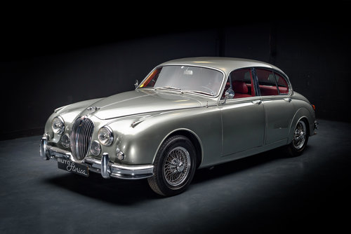 1963 Jaguar MKII 3.8 For Sale (picture 1 of 6)