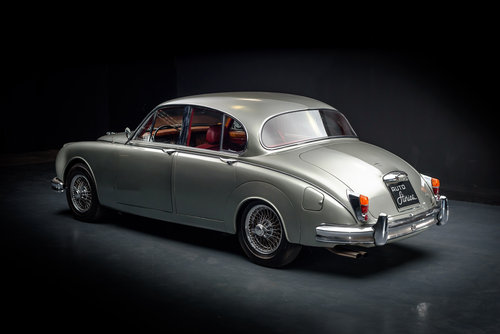 1963 Jaguar MKII 3.8 For Sale (picture 2 of 6)