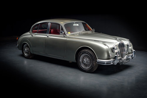 1963 Jaguar MKII 3.8 For Sale (picture 4 of 6)