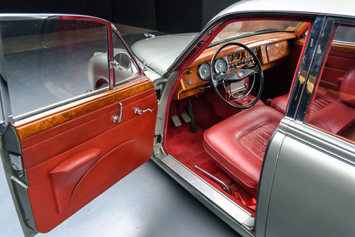 1963 Jaguar MKII 3.8 For Sale (picture 5 of 6)