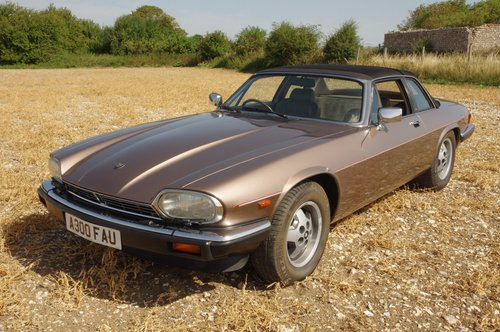 1983 Jaguar XJ- SC 3.6 litre with Manual Transmission For Sale (picture 1 of 6)