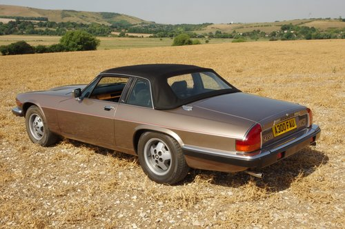 1983 Jaguar XJ- SC 3.6 litre with Manual Transmission For Sale (picture 6 of 6)