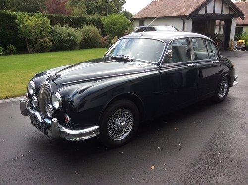 1961 Jaguar Mk2 3.8 MOD For Sale (picture 1 of 6)