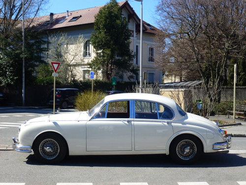 1961 Jaguar MK2 3,8L For Sale (picture 1 of 6)