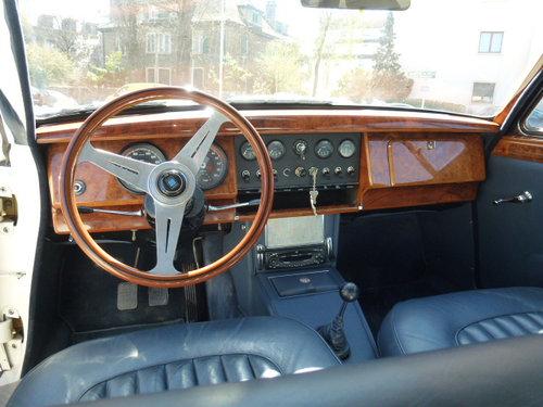 1961 Jaguar MK2 3,8L For Sale (picture 2 of 6)