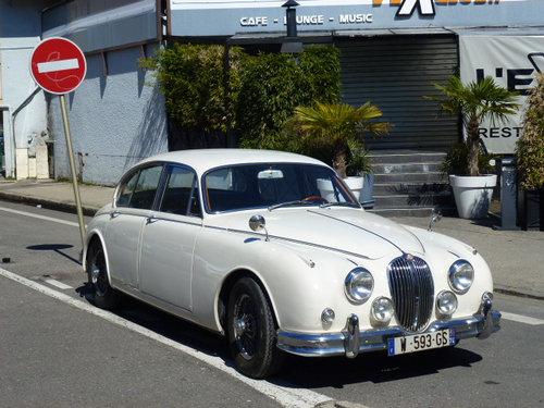 1961 Jaguar MK2 3,8L For Sale (picture 4 of 6)