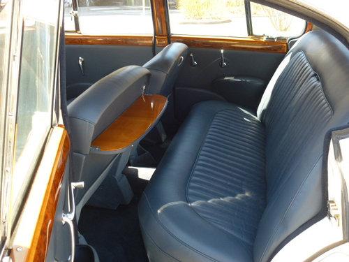 1961 Jaguar MK2 3,8L For Sale (picture 6 of 6)