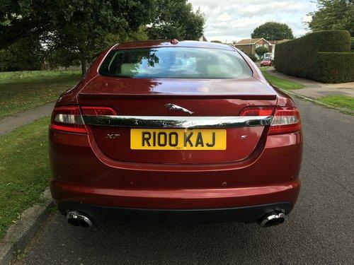 2009 Jaguar XF  S. Diesel Sport Luxury SOLD (picture 5 of 6)
