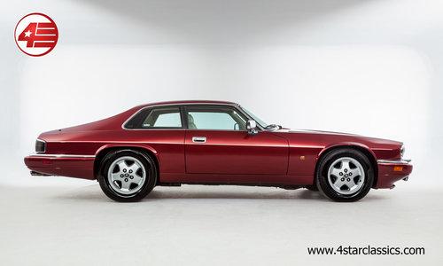 1993 Jaguar XJS 6.0 V12 /// FSH /// 34k Miles For Sale (picture 2 of 6)
