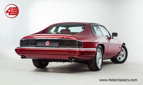 1993 Jaguar XJS 6.0 V12 /// FSH /// 34k Miles For Sale (picture 3 of 6)