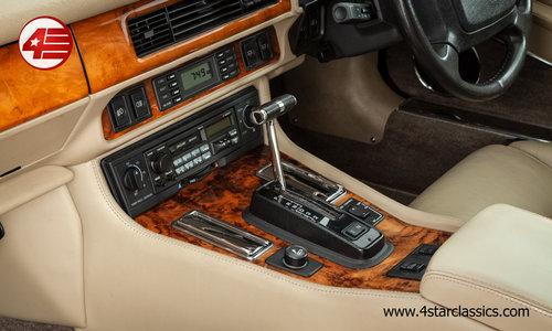 1993 Jaguar XJS 6.0 V12 /// FSH /// 34k Miles For Sale (picture 5 of 6)