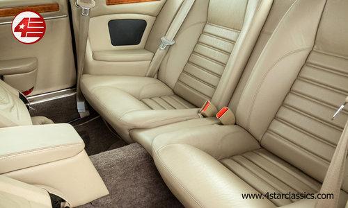 1993 Jaguar XJS 6.0 V12 /// FSH /// 34k Miles For Sale (picture 6 of 6)