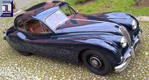 1956 RARE 1 OF 843 JAGUAR XK 140 FHC RHD PRODUCED For Sale (picture 2 of 6)