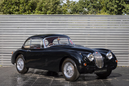 1960 JAGUAR XK150 3.8 FHC For Sale (picture 1 of 6)
