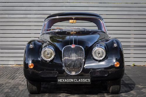 1960 JAGUAR XK150 3.8 FHC For Sale (picture 3 of 6)